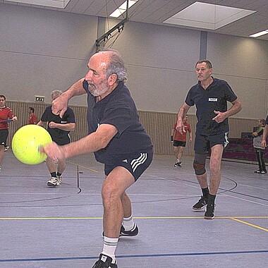 Prellball | Badische Meisterschaften, 26.01.2019 in Edingen